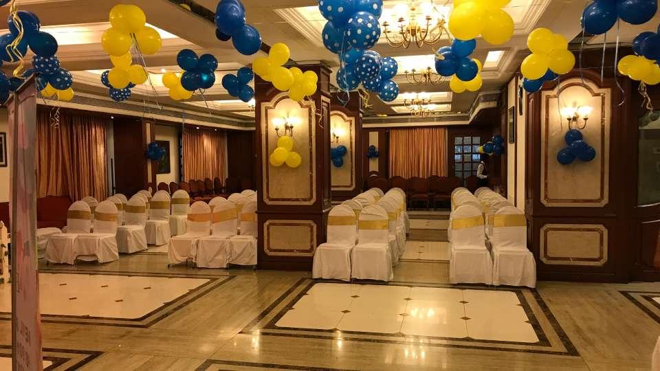 Banquet. Hotel Kohinoor Park Prabhadevi Mumbai 4