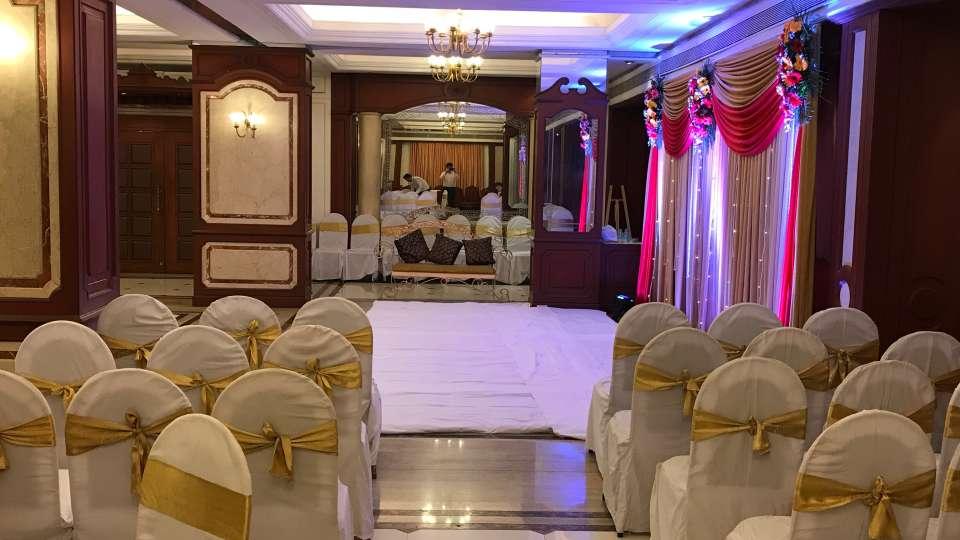 Banquet. Hotel Kohinoor Park Prabhadevi Mumbai 5