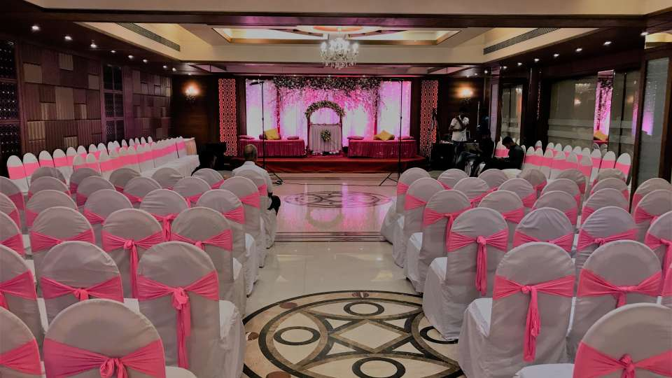 Banquet. Hotel Kohinoor Park Prabhadevi Mumbai 6