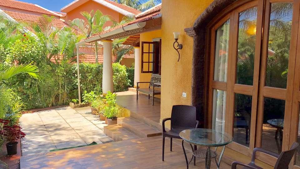 Exterior- The Bungalows Light House Goa