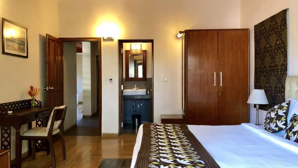 Room-The Bungalows Light House Goa