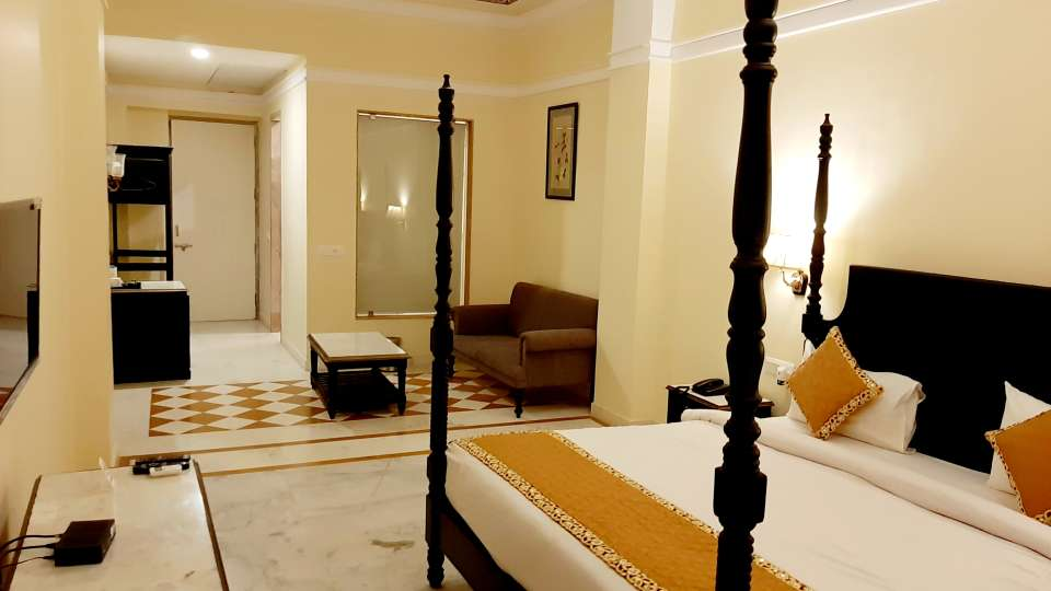 Room Type - Luxury Rooms
