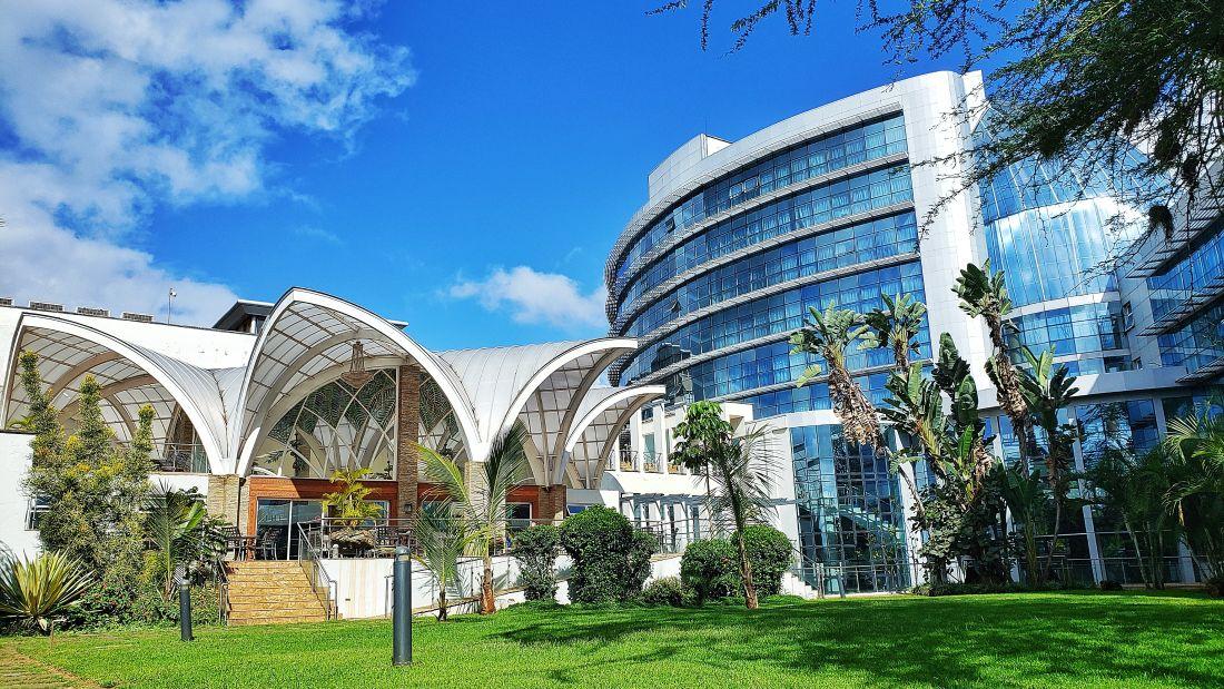 Exterior facade - The Boma, hotel in Nairobi
