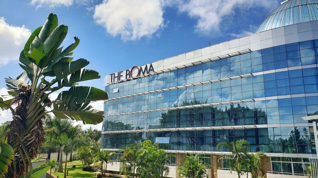 Exterior facade - The Boma - Hotel near Wilson Airport Nairobi