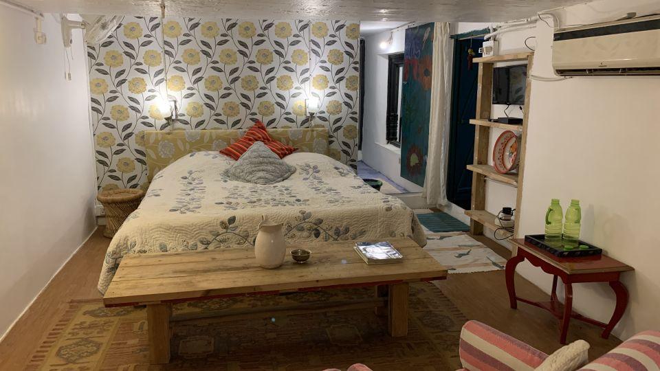 Deluxe Rooms 2 at 8, Bara Bungalow Jeolikote, Nainital budget hotel, hotel in Nainital