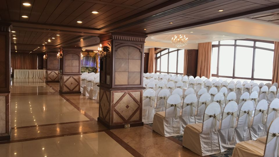 Banquet Hall at Kohinoor ATC - Dadar Mumbai 2