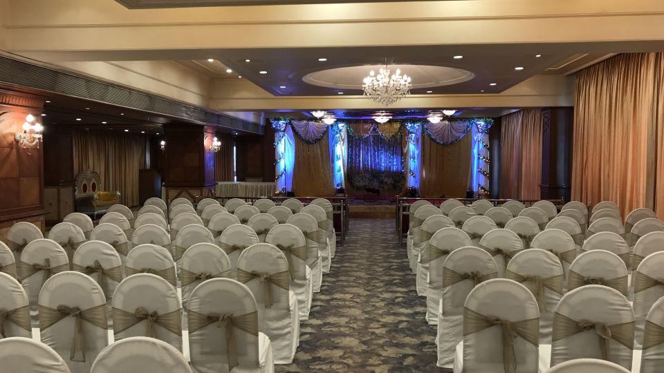 Banquet Hall at Kohinoor ATC - Dadar Mumbai 5