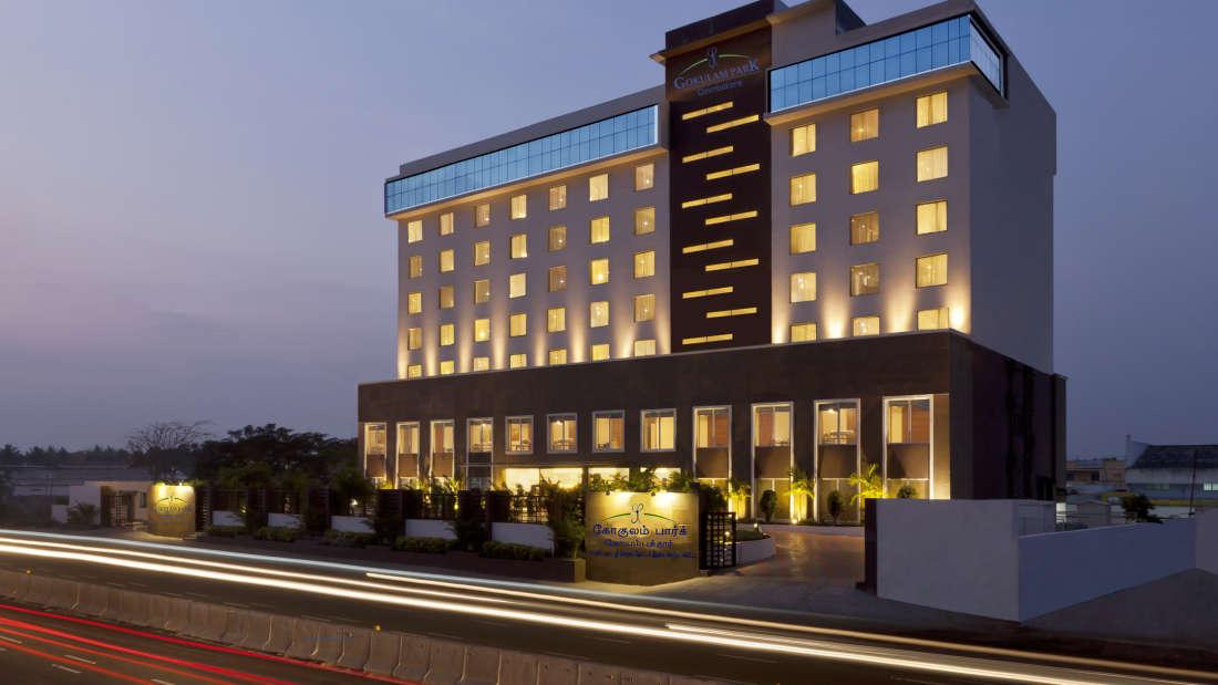 Hotel In Coimbatore, Hotel Gokulam Park, Accomodation In Coimbatore 11