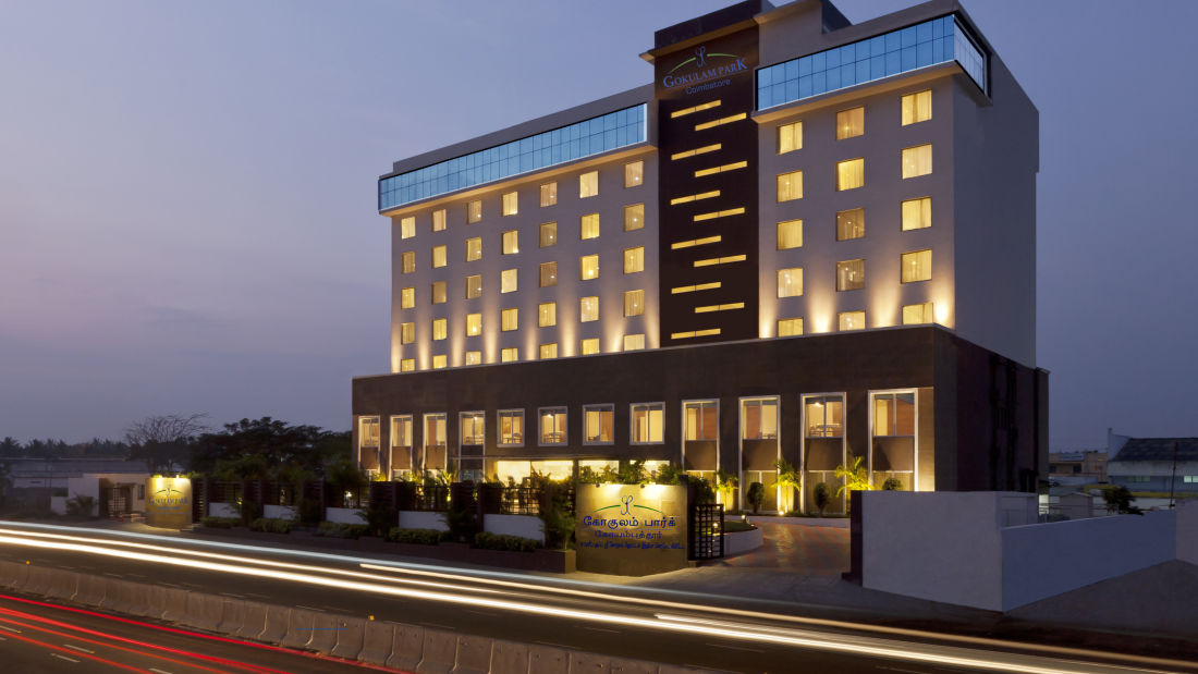Hotel In Coimbatore, Hotel Gokulam Park, Accomodation In Coimbatore 11