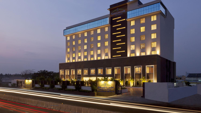 GPexterior  hotel gokulam park  hotel near coimbatore hotel 11
