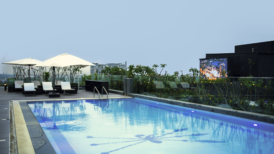 pool in Whitefield, Bangalore