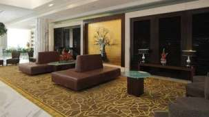 Lobby of The Grand Hotel New Delhi
