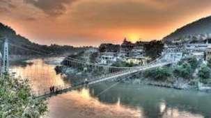 Location Laxman jhula