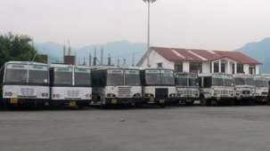 Location Rishikesh Bus Stand