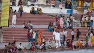 Location Triveni Ghat