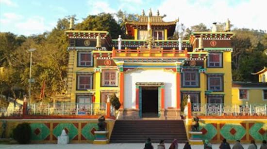 tashi jong monastery RS Sarovar Portico Palampur