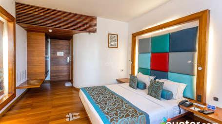 Deluxe Sea Facing Rooms at The Promenade Pondicherry 1