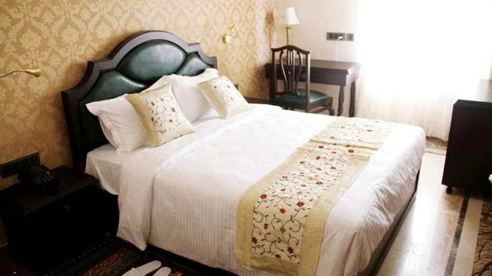Traditional Heritage Haveli Hotel, Jaipur Jaipur Deluxe Room