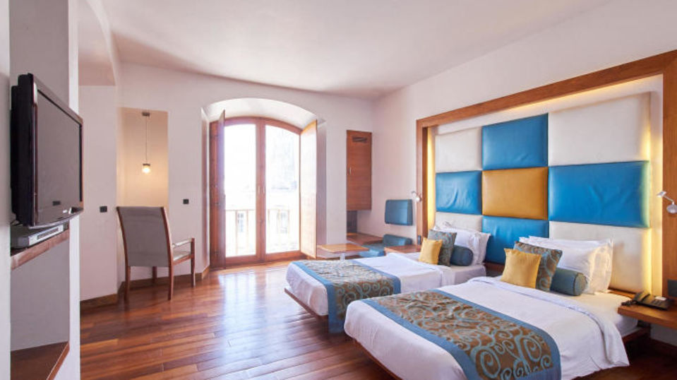 Sea Facing Room at The Promenade Hotel Pondicherry