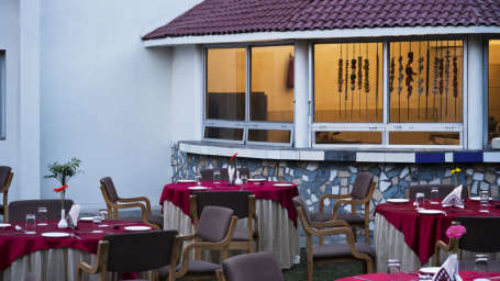 The Manor Kashipur Hotel Kashipur Grill House Restaurant 1 The Manor Kashipur Hotel