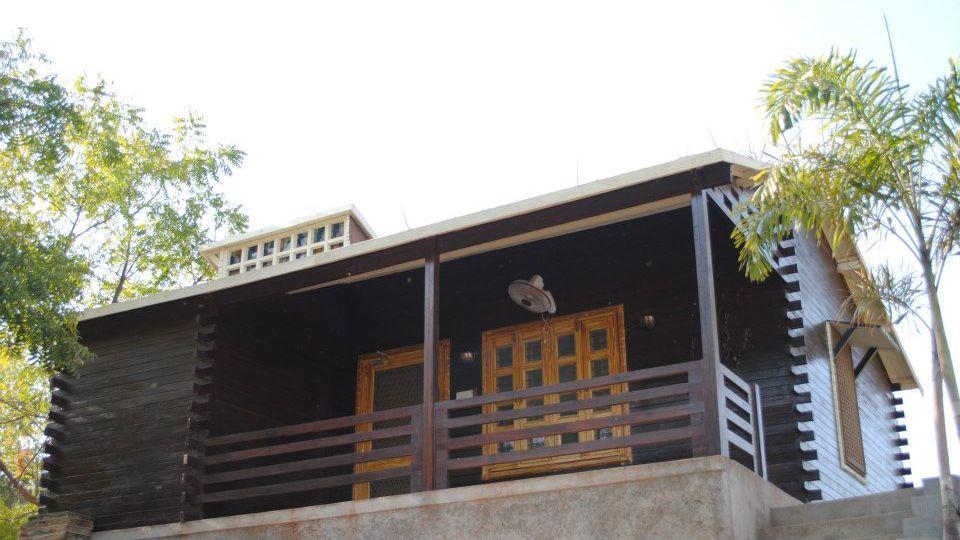 The Space Jungle Retreat, Udaipur Udaipur woodhouse cottages Hotel The Space Jungle Retreat Udaipur2
