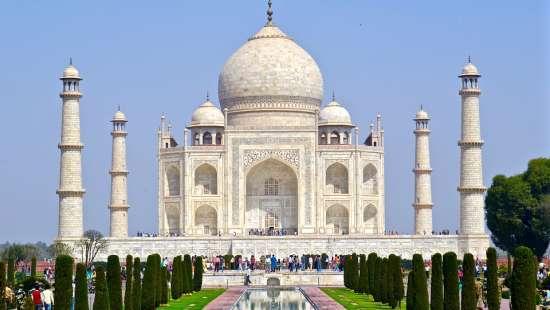 Taj Mahal Crystal Sarovar Premiere Agra