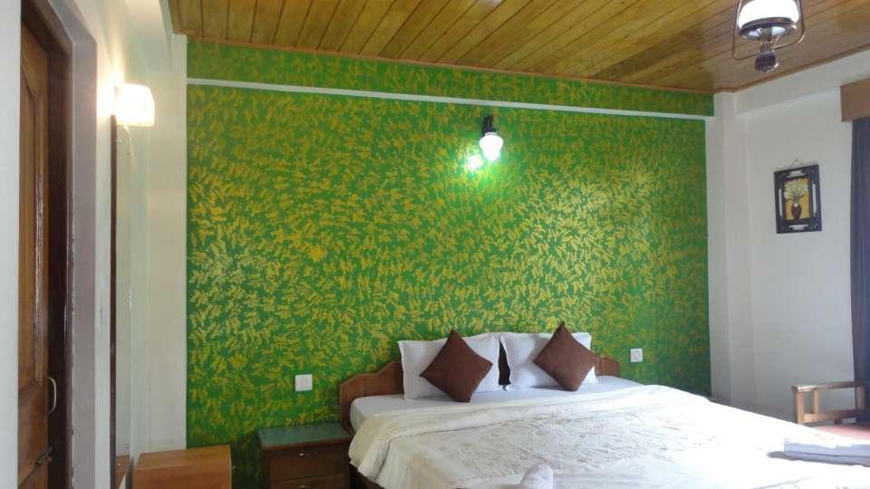 White Conch Residency, Gangtok Gangtok Super Deluxe Double Room White Conch Residency Gangtok 5