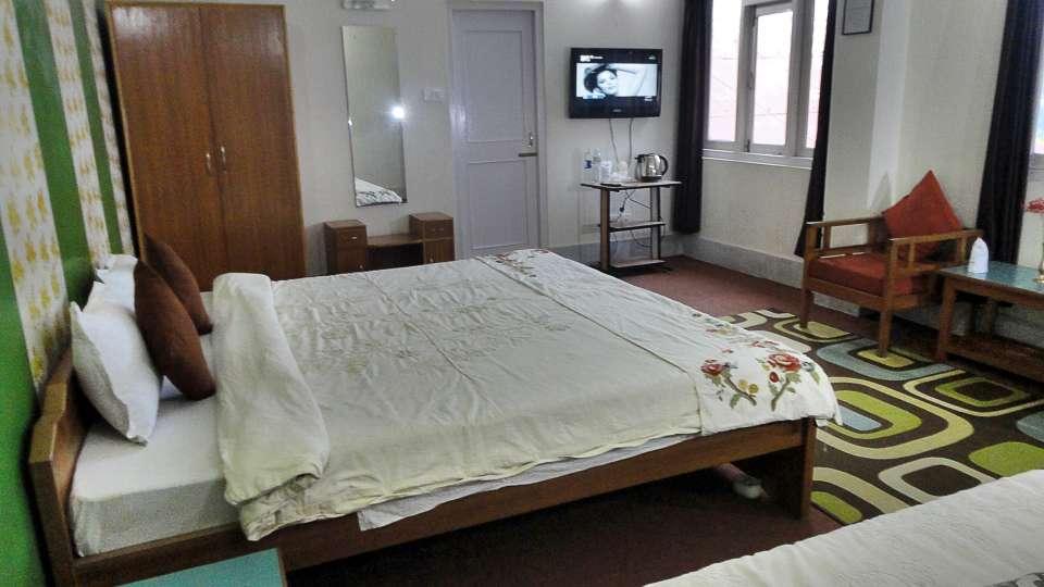 White Conch Residency, Gangtok Gangtok Super Deluxe Triple Room White Conch Residency Gangtok 4