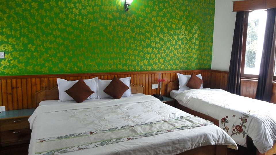 White Conch Residency, Gangtok Gangtok Super Deluxe Triple Room White Conch Residency Gangtok 5