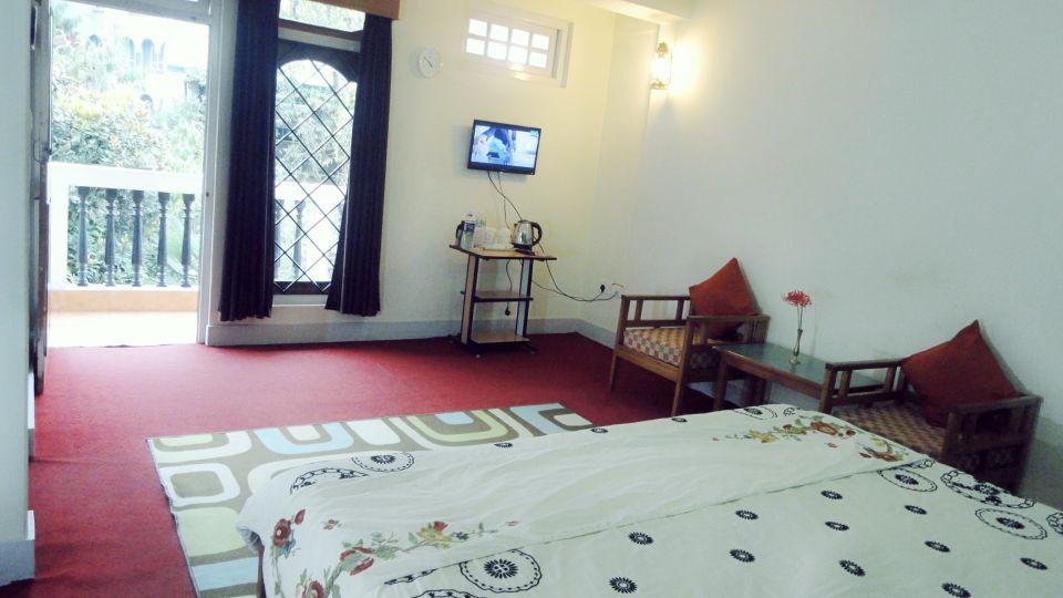White Conch Residency, Gangtok Gangtok Super Deluxe Double Room White Conch Residency Gangtok 6