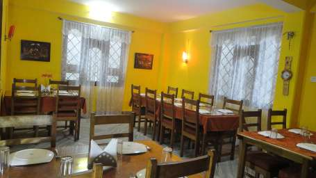 White Conch Residency, Gangtok Gangtok Restaurant 2 White Conch Residency Gangtok