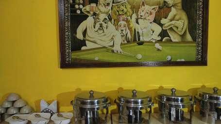 White Conch Residency, Gangtok Gangtok Restaurant White Conch Residency Gangtok