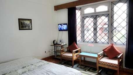 White Conch Residency, Gangtok Gangtok Super Deluxe Double Room White Conch Residency Gangtok 3
