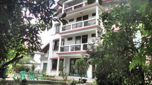 White Conch Residency, Gangtok Gangtok Facade White Conch Residency Gangtok