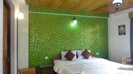 Hotel White Conch Residency, Gangtok Gangtok Syper Deluxe Double Room Hotel White Conch Residency Gangtok 4