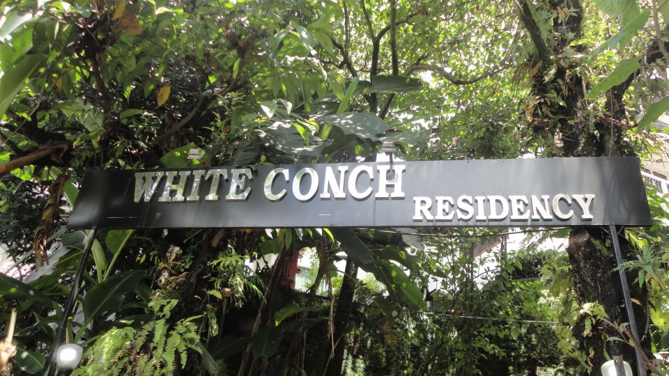 White Conch Residency, Gangtok Gangtok Entrance White Conch Residency Gangtok