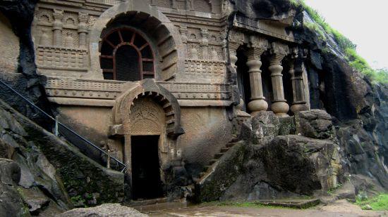 Pandavleni Caves Hotel Near Nashik