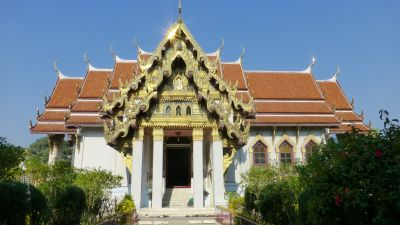 Wat Thai,  Marasa Sarovar Premiere, Tourist places in Bodhgaya