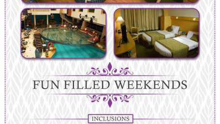 Fun Filled Weekends - VITS Mumbai