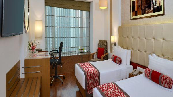 Twin Room Radisson Mumbai Goregaon