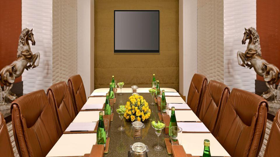Board Room Radisson Mumbai Goregaon
