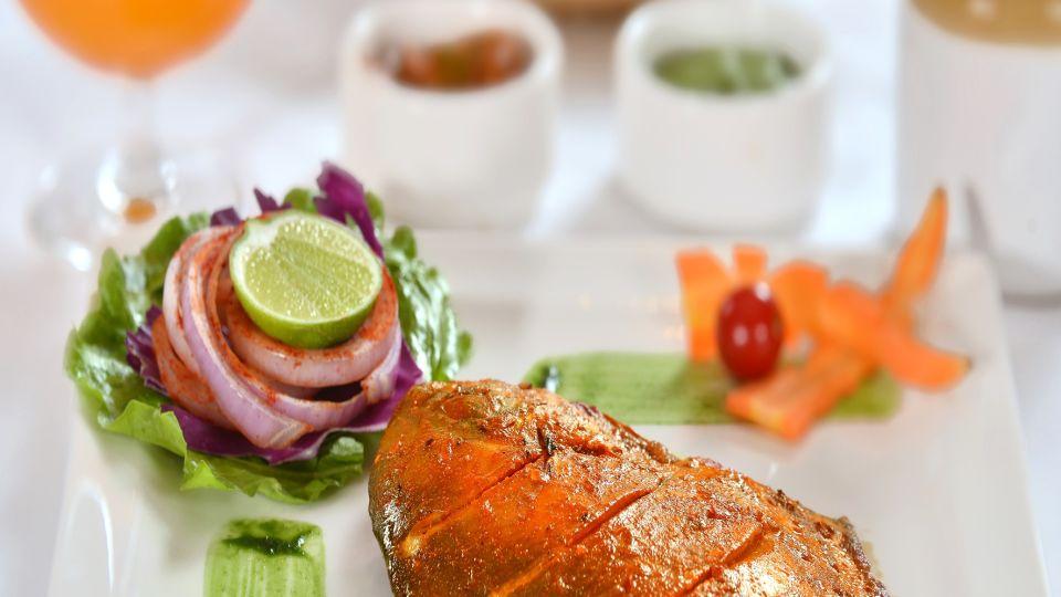 Food Radisson Mumbai Goregaon 4
