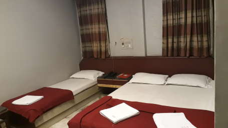 3 Bed Non AC at Hotel Darshan Palace- Mysore