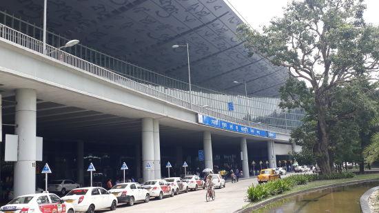Dum Dum Airport  Domestic terminal ground floor