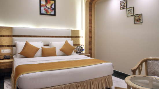 Hotel Hari Piorko - Paharganj, New Delhi New Delhi Executive Room New Wing Hotel Hari Piorko Paharganj New Delhi 2