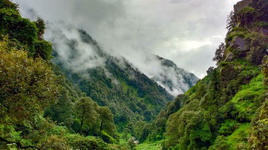 Chamba Hills Dalhousie