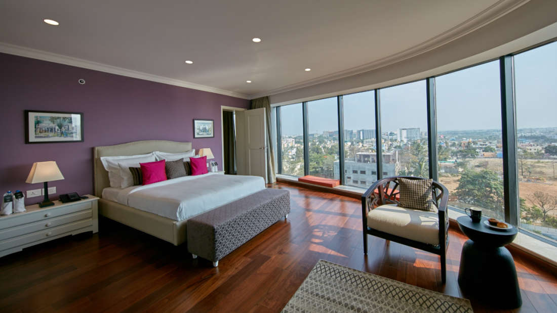 Hotel rooms in Whitefield, Waverly Hotel & Residences, Hotels near VR Mall Bengaluru 8