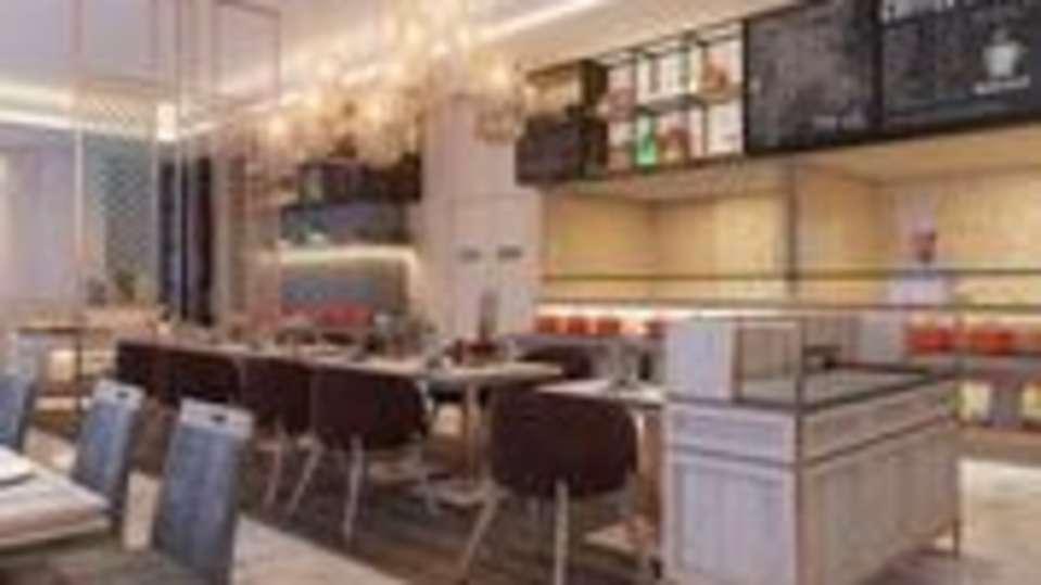 Coffee Shop Bellevue Sarovar Portico Junagadh