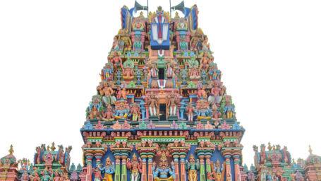 Parthasarathy Temple Chennai, SRM Hotel Chennai