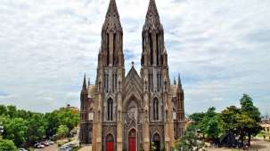 Hotel Royale Heritage, Mysore Mysore St.Philomenas Church